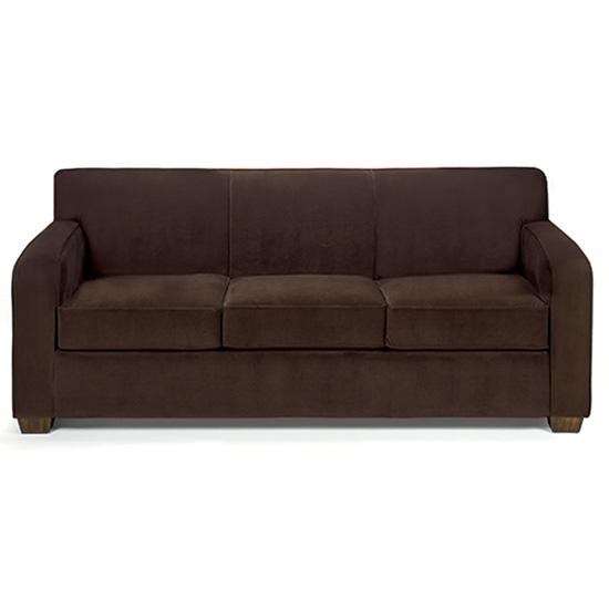 Bella Chocolate Sofa
